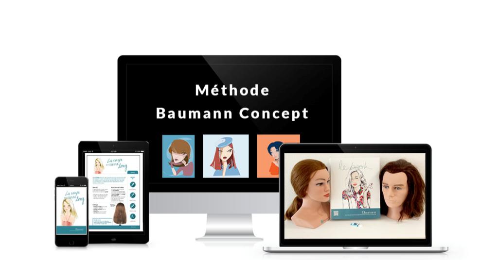 Baumann concept sur support numérique