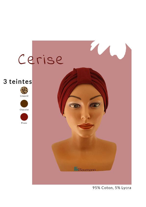Turban Cerise