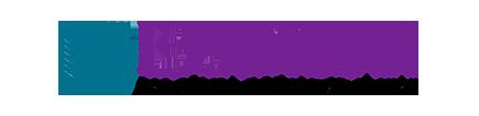 Logo de l'entreprise avec texte