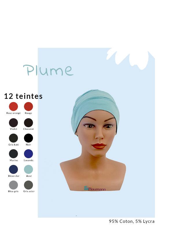 Turban Plume